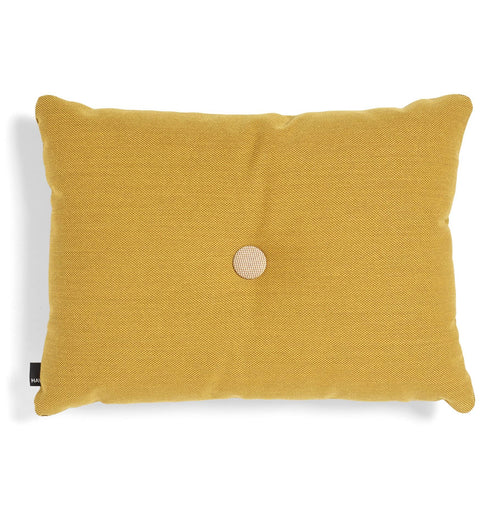 HAY Dot Cushion - Golden Yellow