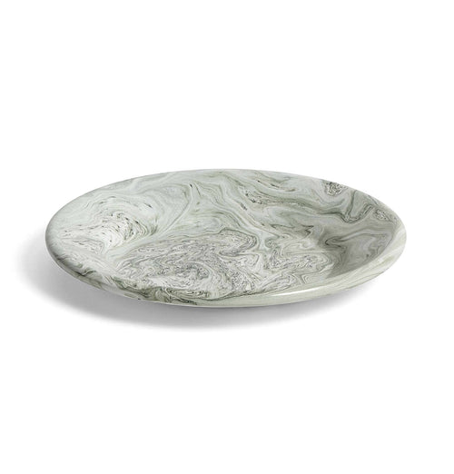 HAY Soft Ice Lunch Plate - Green