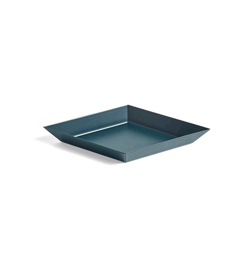 HAY Kaleido Tray - Dark Green XS