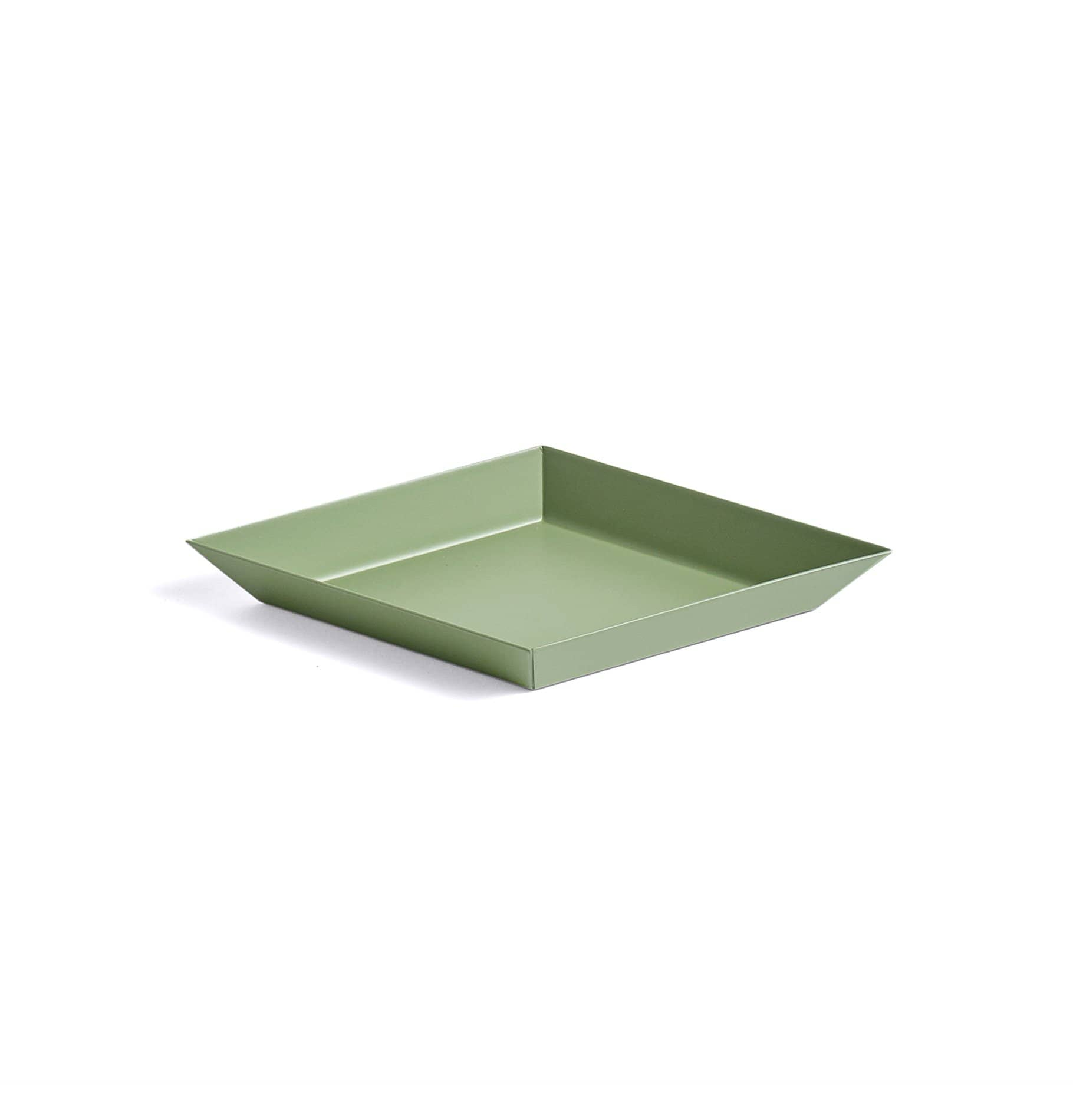 HAY Kaleido Tray - Olive Green XS