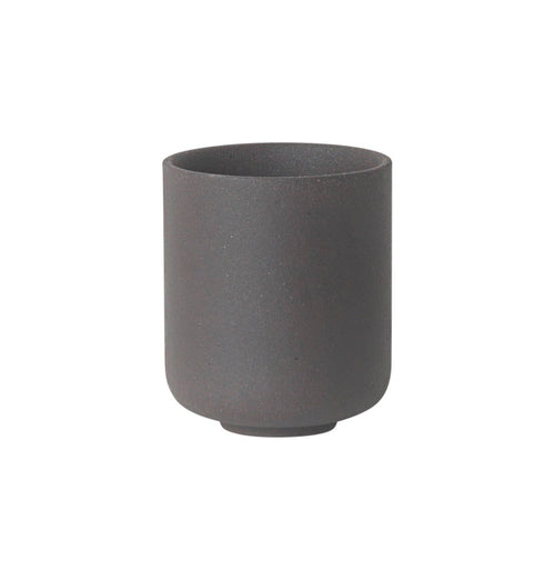 Ferm Living Sekki Cup - Small - Charcoal