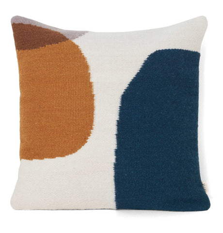 Ferm Living Corduroy Cushion – Dark Grey