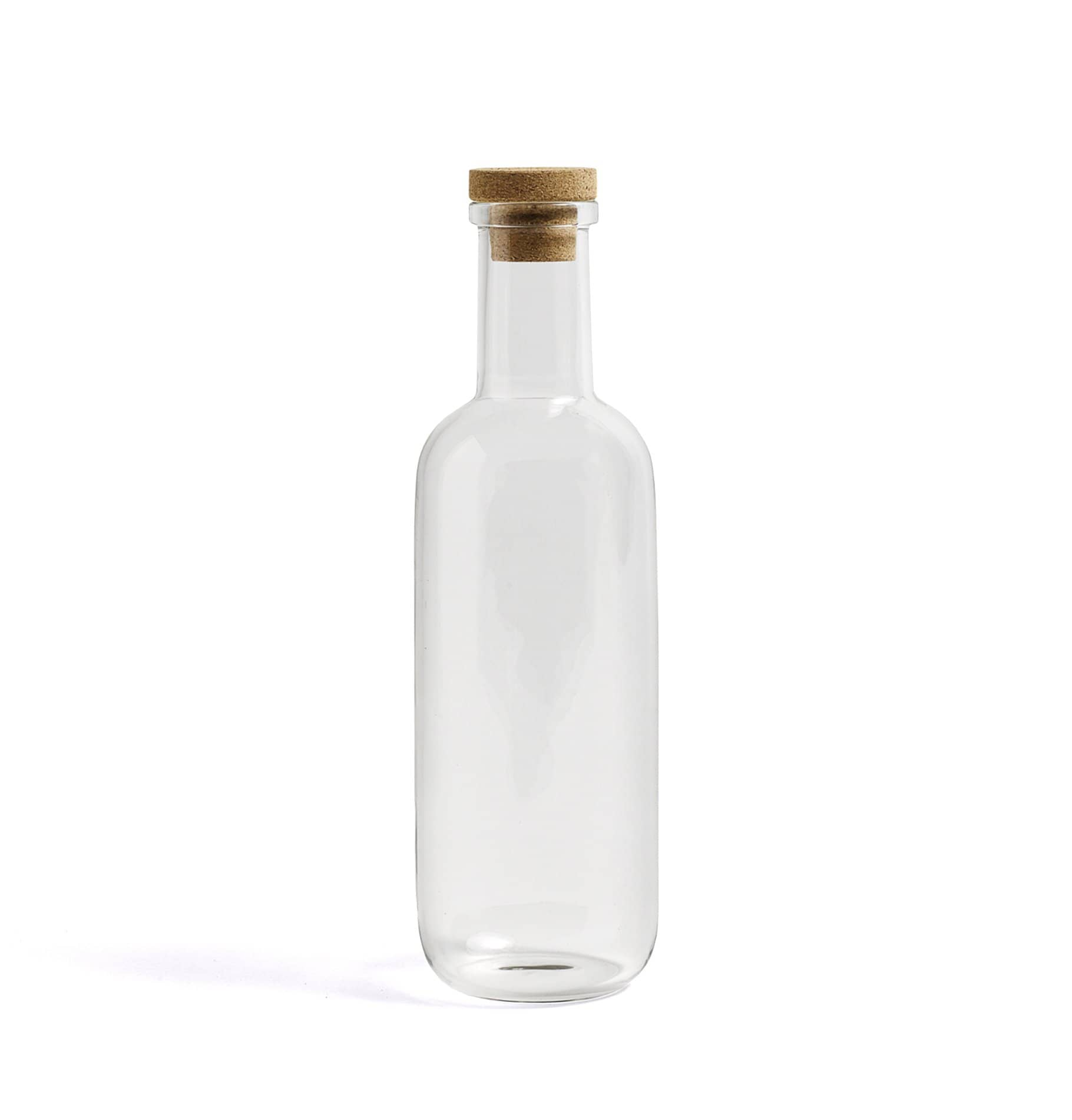 HAY Bottle Small - Clear
