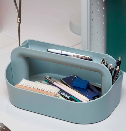 "HAY ""Tool Box"" Desk Organiser – Grey"