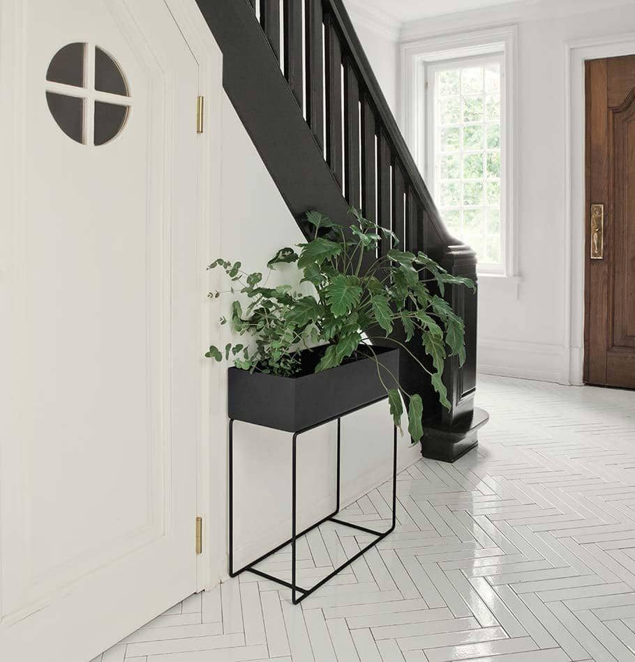 Ferm Living Plant Box - Dark Grey