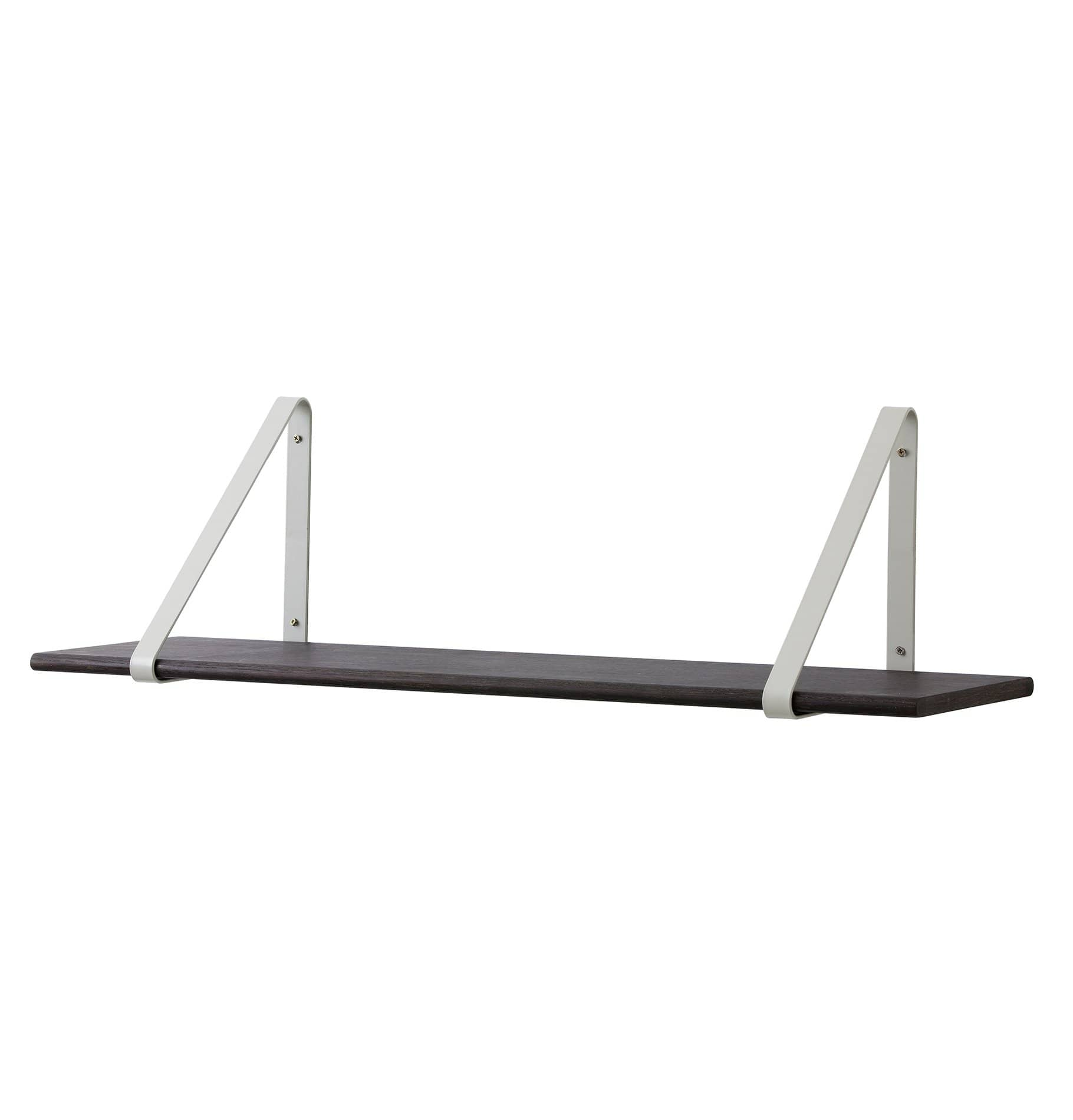 Ferm Living Shelf Hangers - Light Grey (Set of 2)