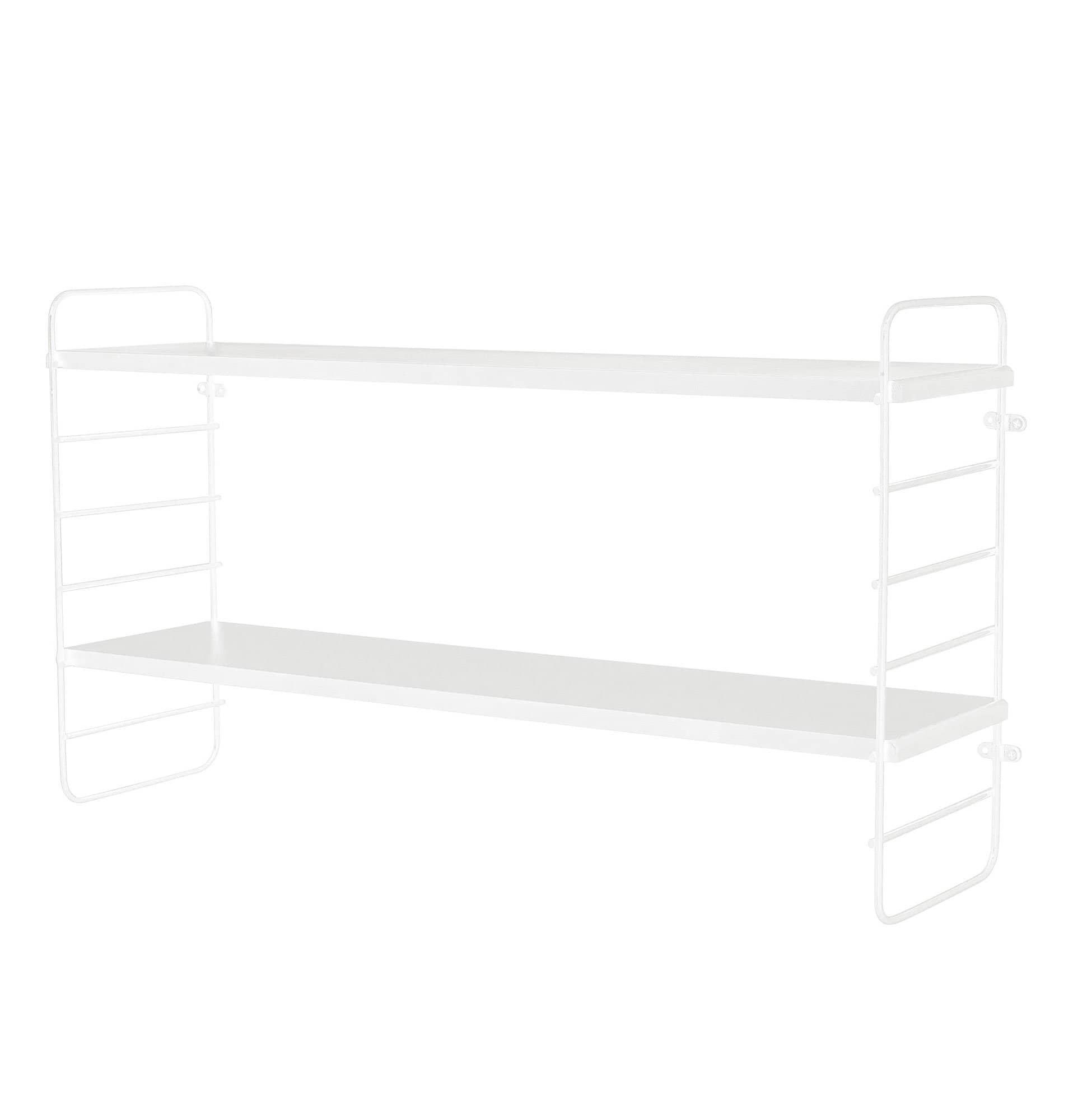 Bloomingville North Shelf – White