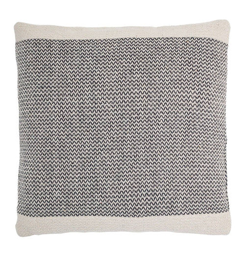 Bloomingville Square Cushion – Grey