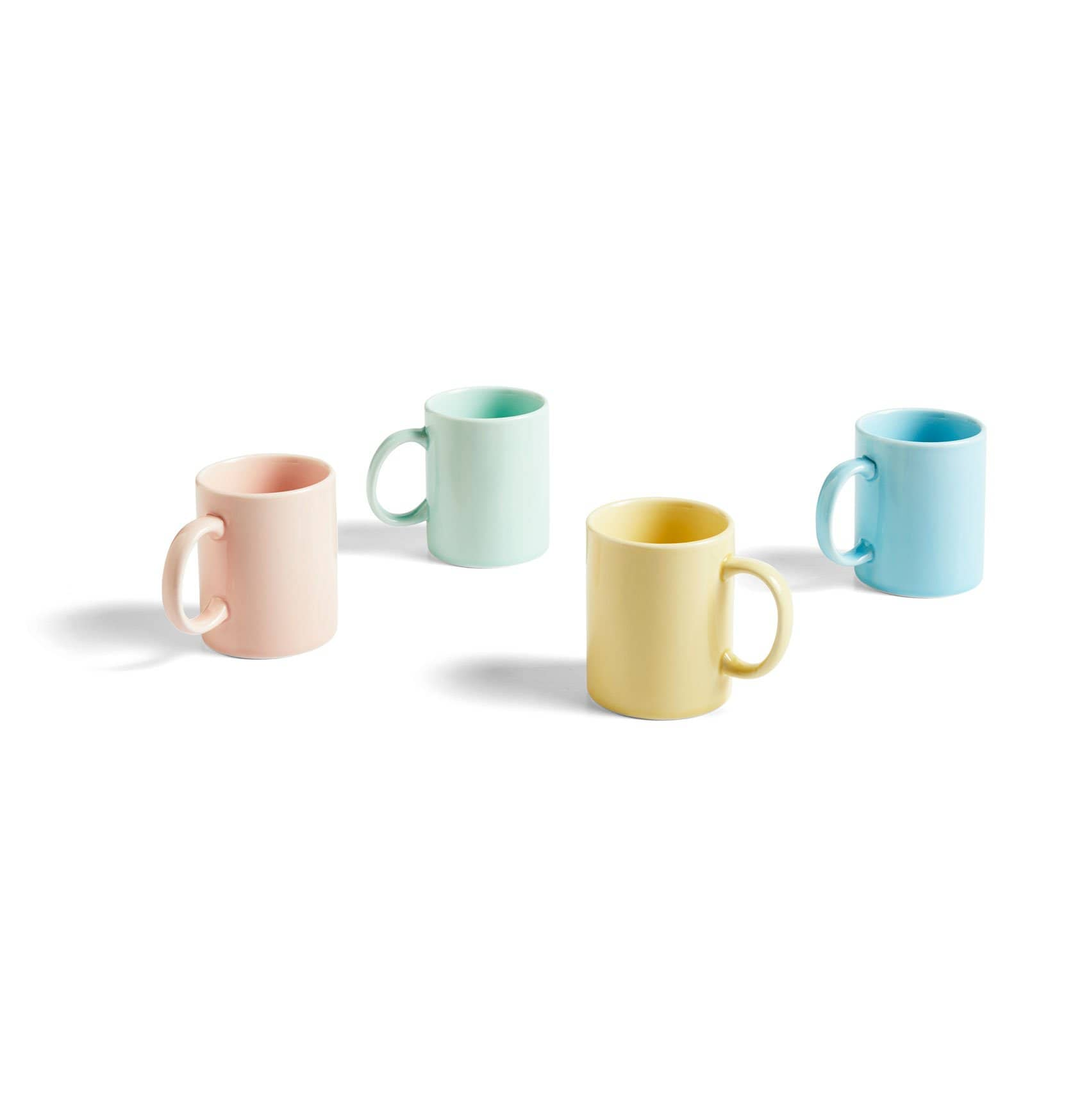 HAY Rainbow Mug – Light Yellow - HUH. Store