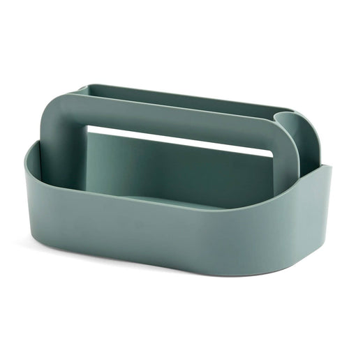 "HAY ""Tool Box"" Desk Organiser – Dusty Green"