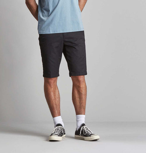 Carhartt WIP Sid Short – Black – Rinsed