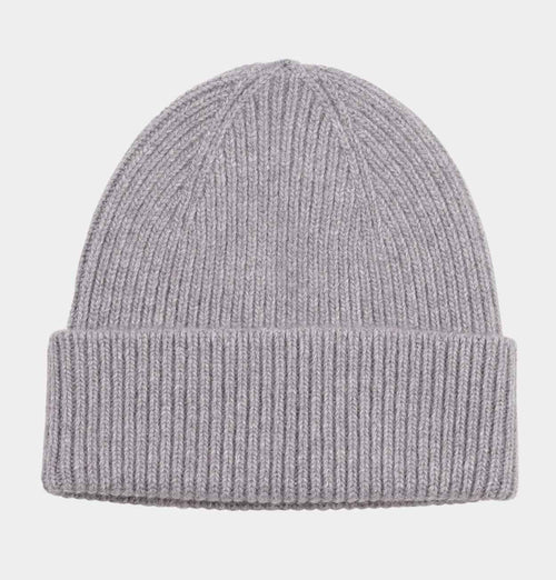 Colorful Standard Merino Wool Beanie – Heather Grey
