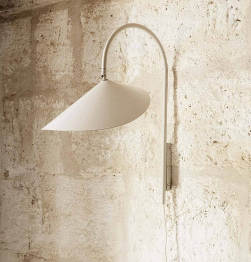 Ferm Living Arum Wall Lamp – Cashmere
