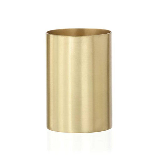 Ferm Living Brass Pencil Cup - HUH. Store