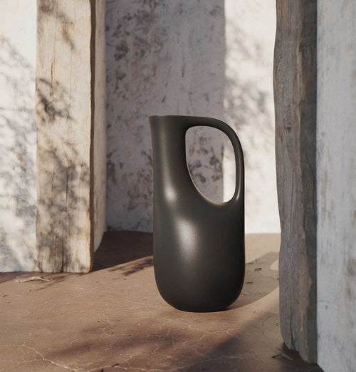 Ferm Living Liba Watering Can – Black