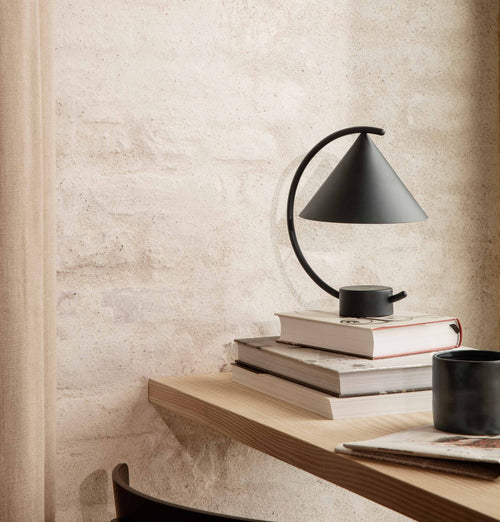 Ferm Living Meridian Lamp – Black