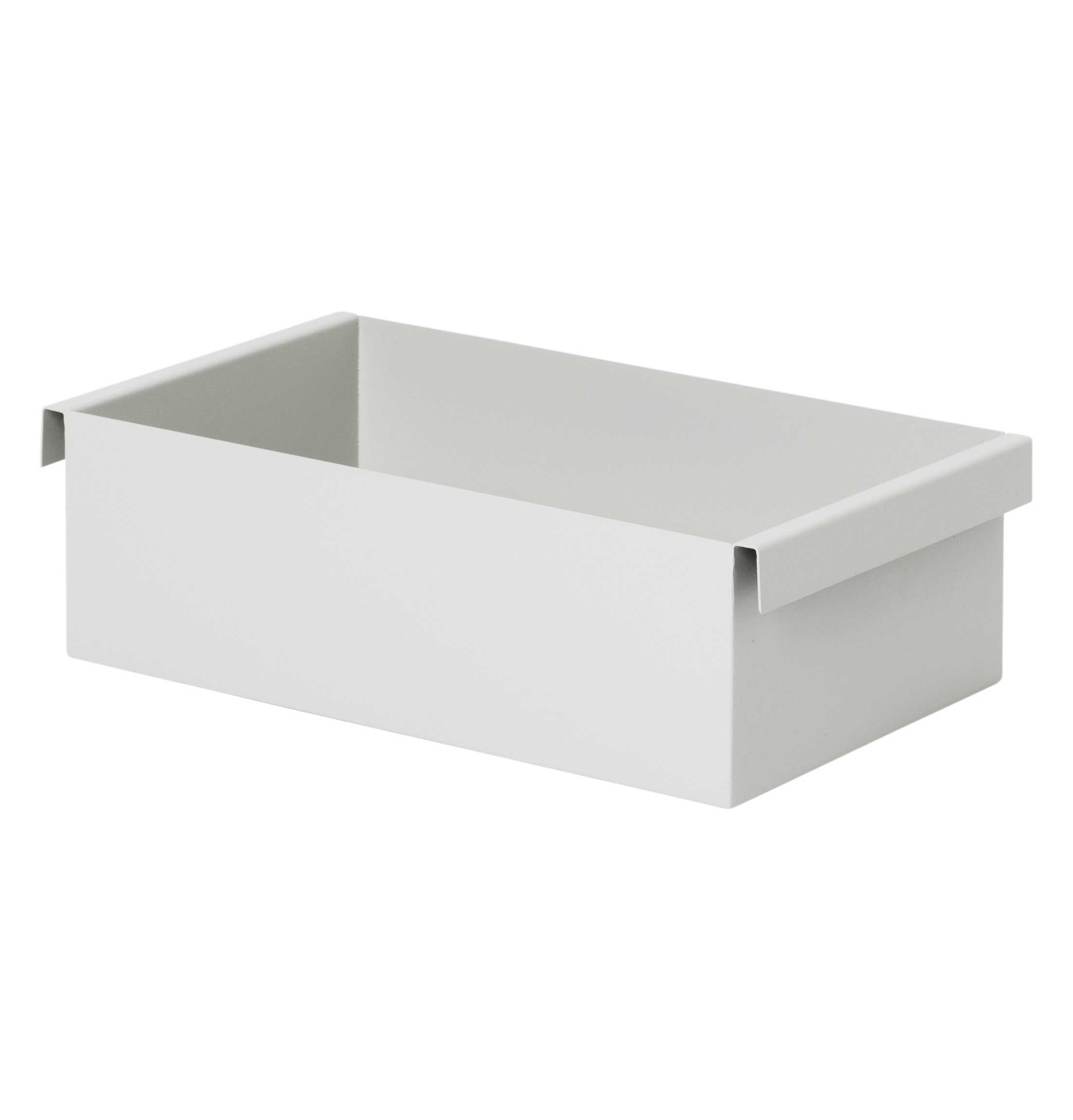 Ferm Living Plant Box Container – Light Grey