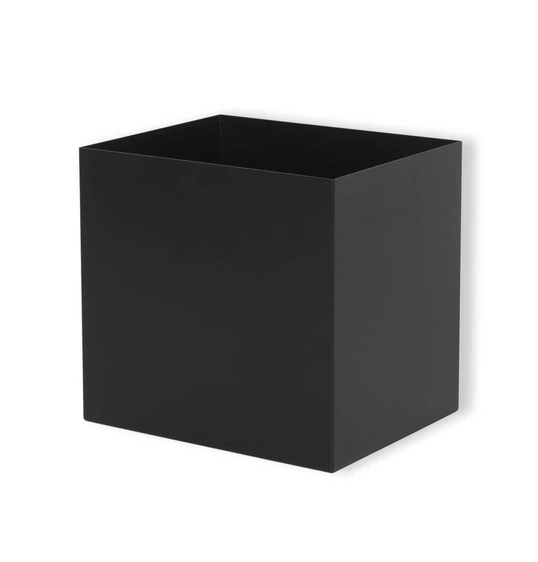 Ferm Living Plant Box Pot – Black
