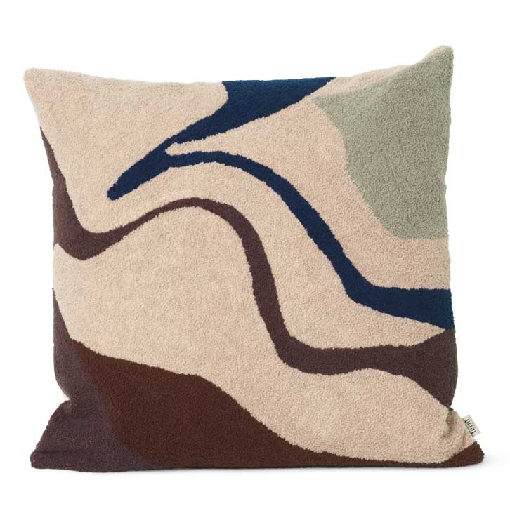 Ferm Living Vista Cushion – Beige