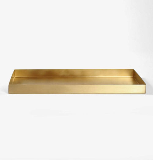 Ferm Living Brass Office Tray - HUH. Store
