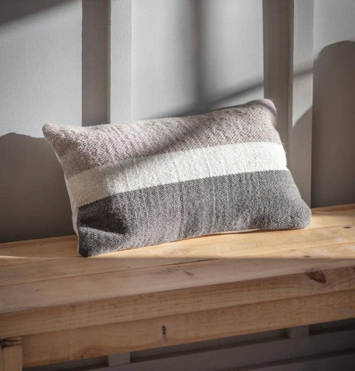 Garden Trading Wool Beccles Cushion – Small