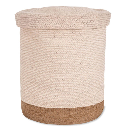 Garden Trading Beckley Jute Storage Basket – Large