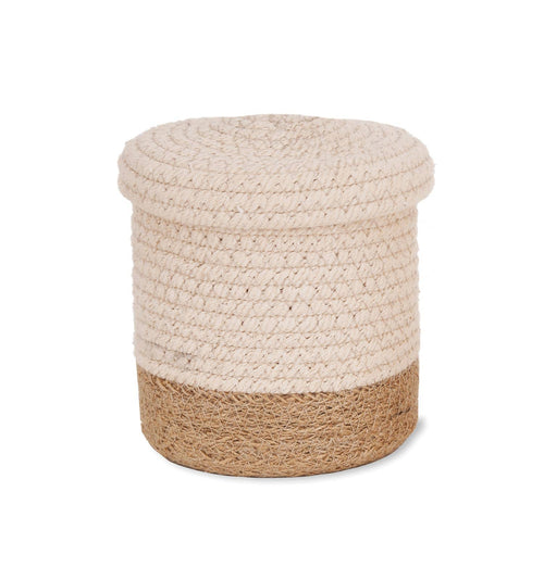 Garden Trading Beckley Jute Storage Basket – Medium