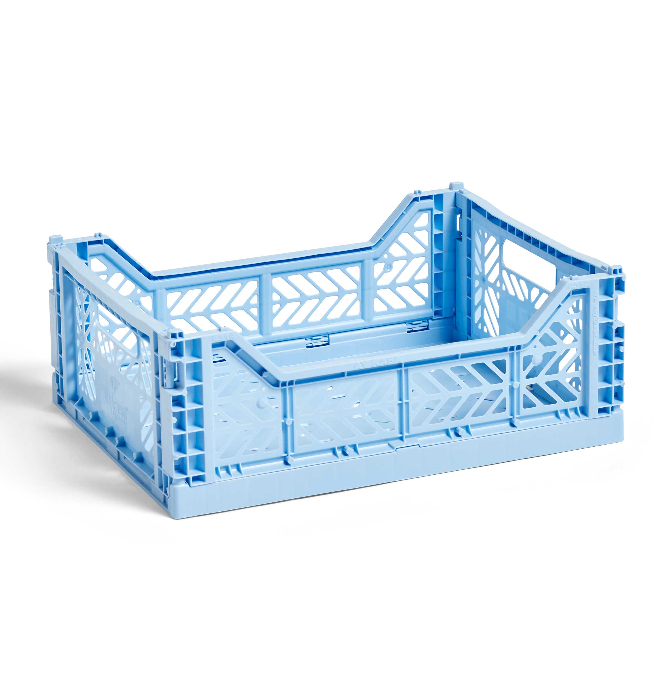 HAY Colour Crate – M – Light Blue