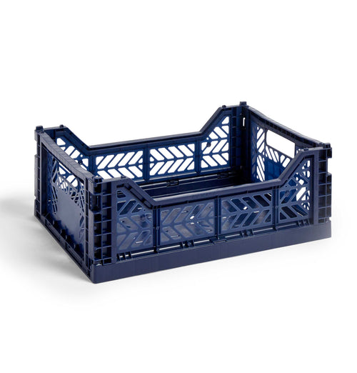 HAY Colour Crate – M – Navy