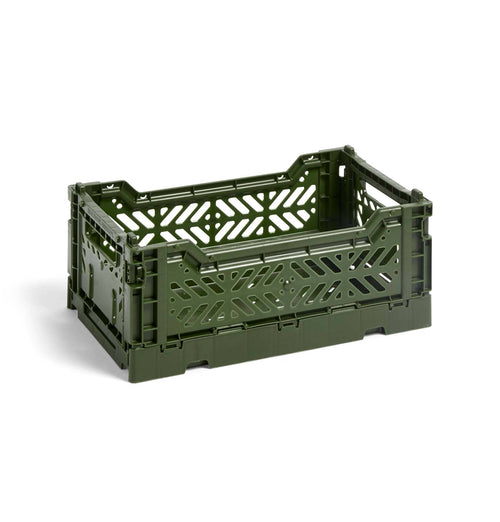 HAY Colour Crate – S – Khaki