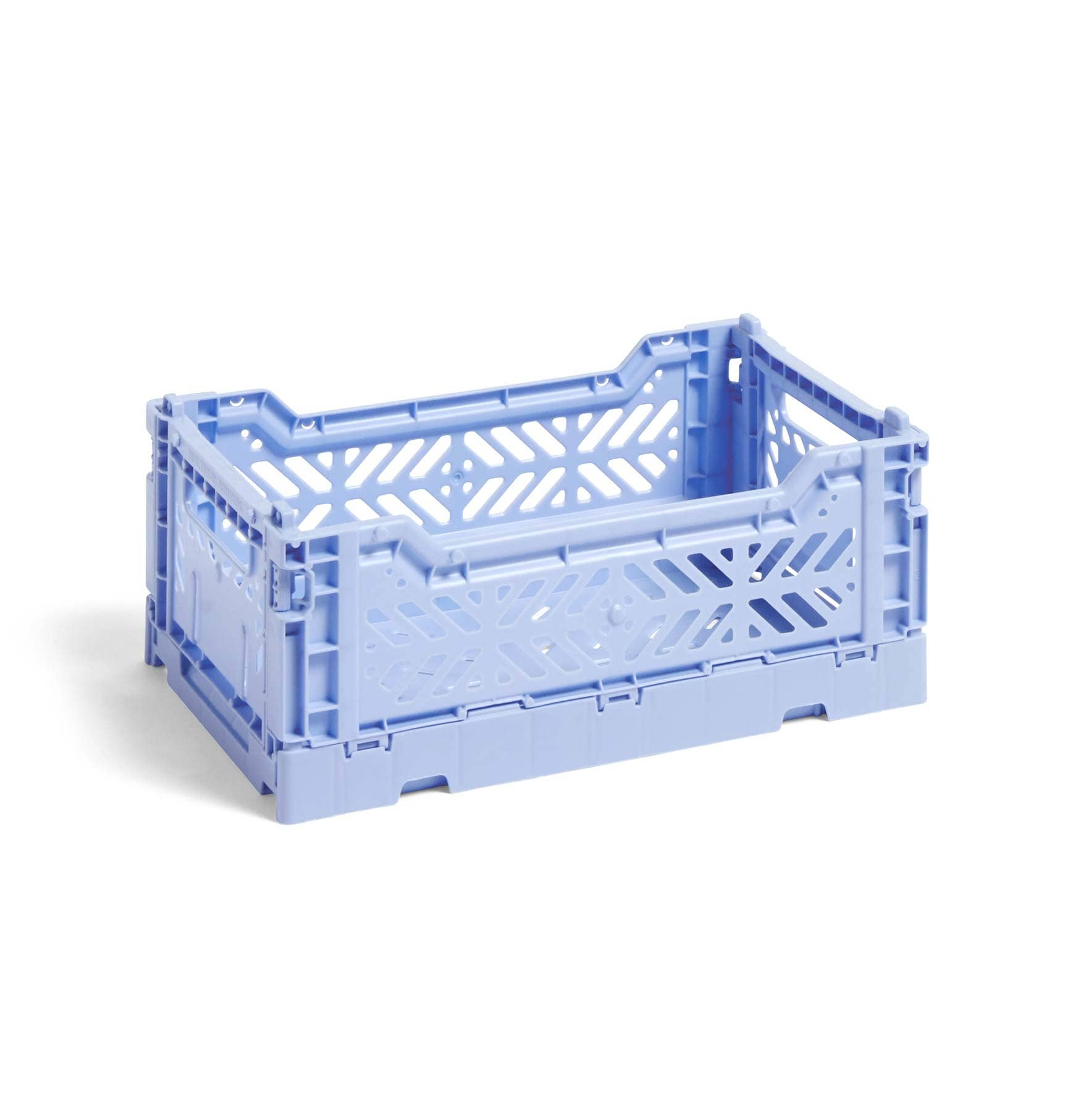 HAY Colour Crate – S – Light Blue