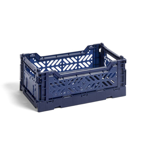 HAY Colour Crate – S – Navy