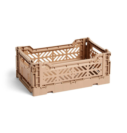 HAY Colour Crate – S – Nougat