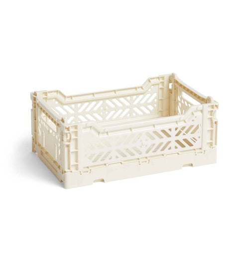 HAY Colour Crate – S – Off White