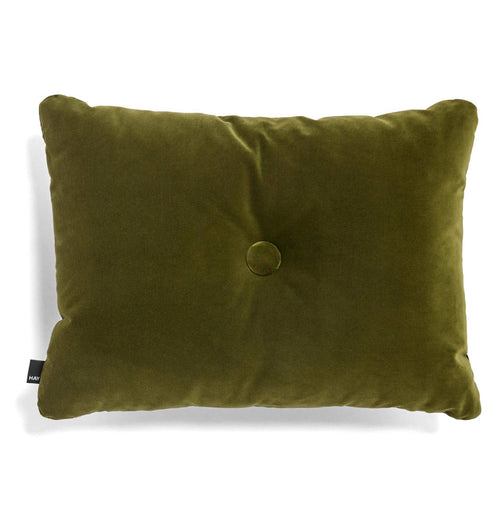 HAY Dot Cushion – Soft – Moss