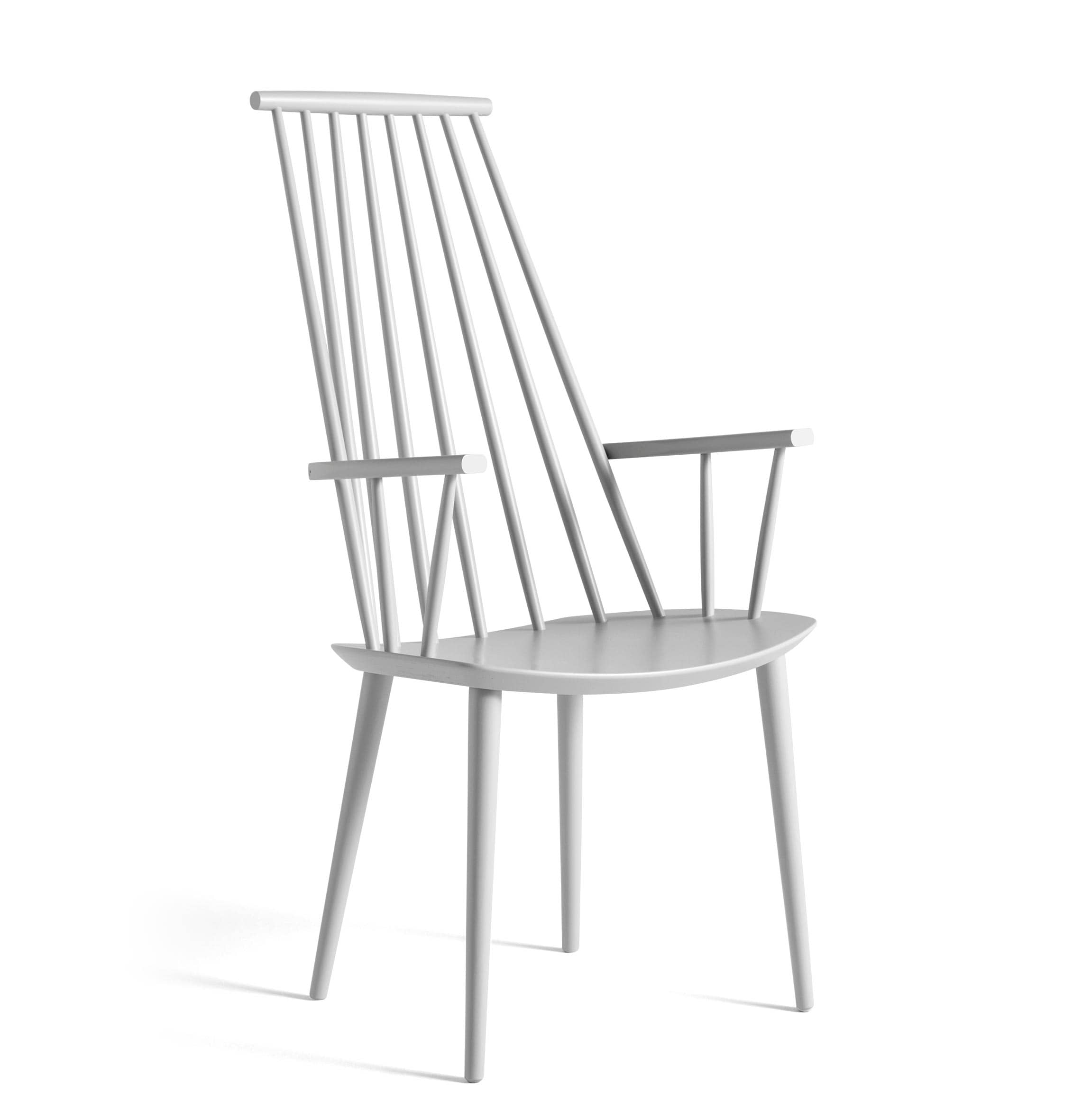 HAY J110 Chair – Dusty Grey
