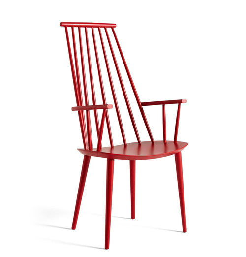 HAY J110 Chair – Raspberry Red