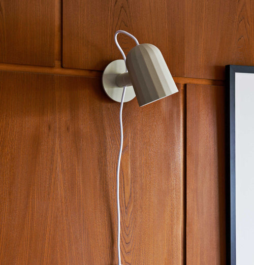 HAY Noc Wall Lamp – Off White