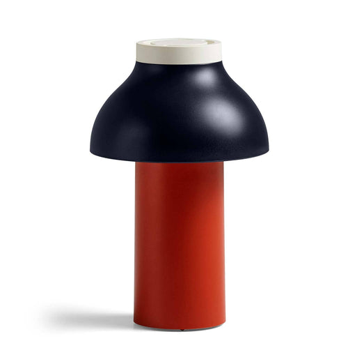 HAY PC Portable Lamp – Dusty Red