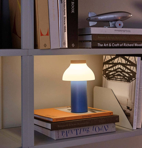 HAY PC Portable Lamp – Sky Blue