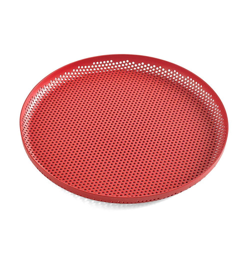 HAY Perforated Tray – M – Red
