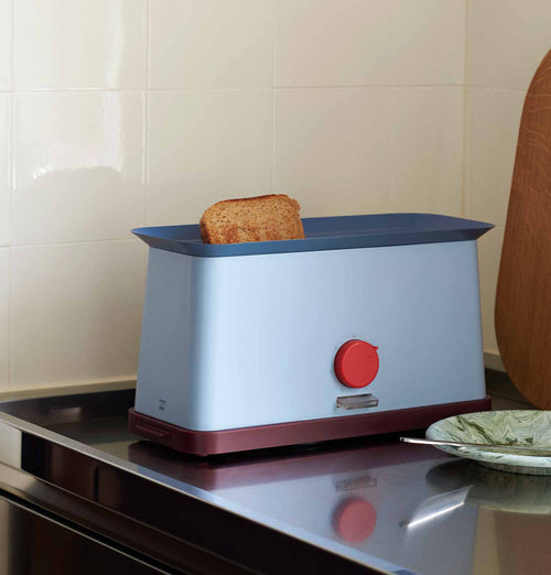 HAY Sowden Toaster – Blue