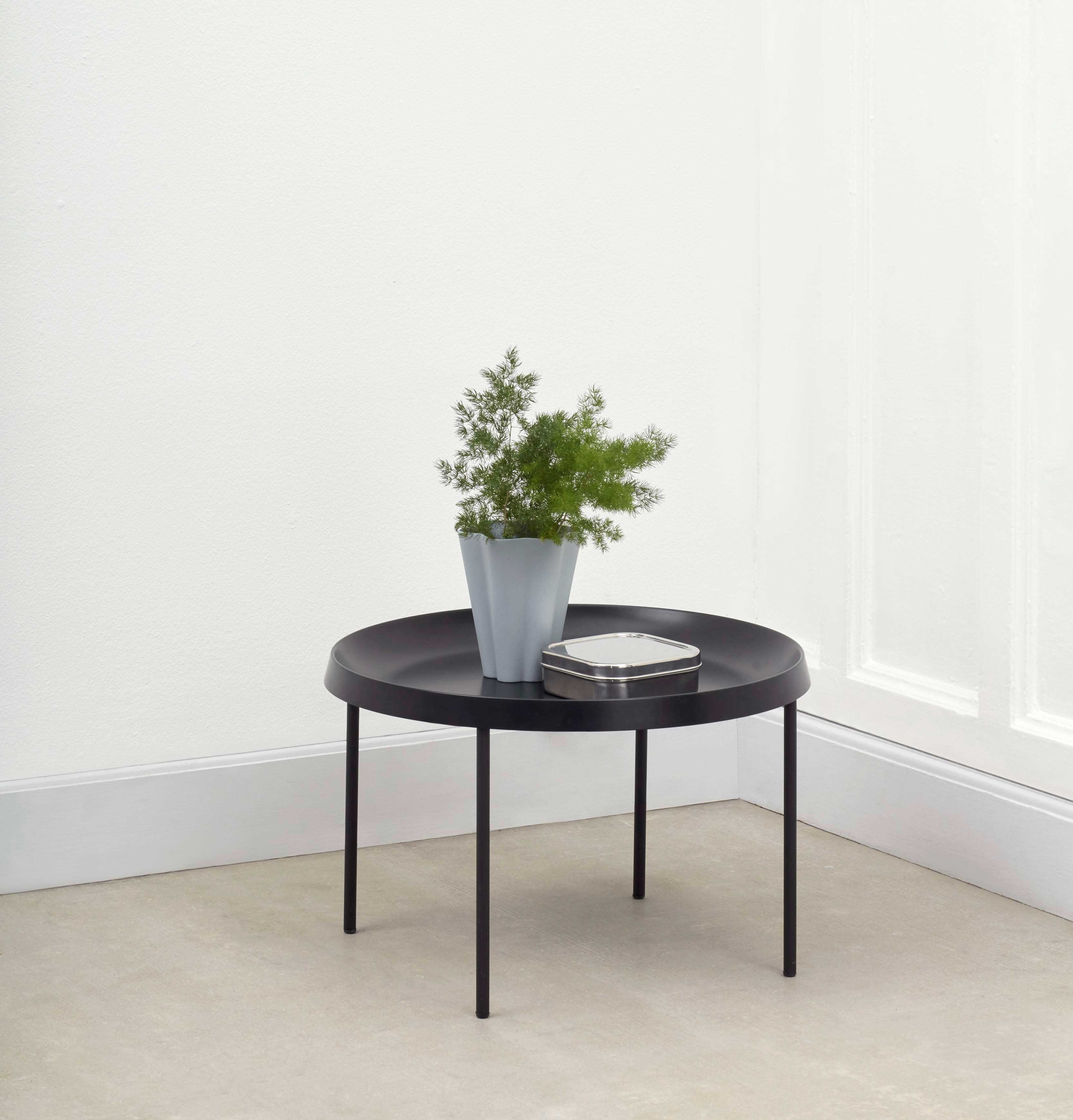 HAY Tulou Coffee Table – Black