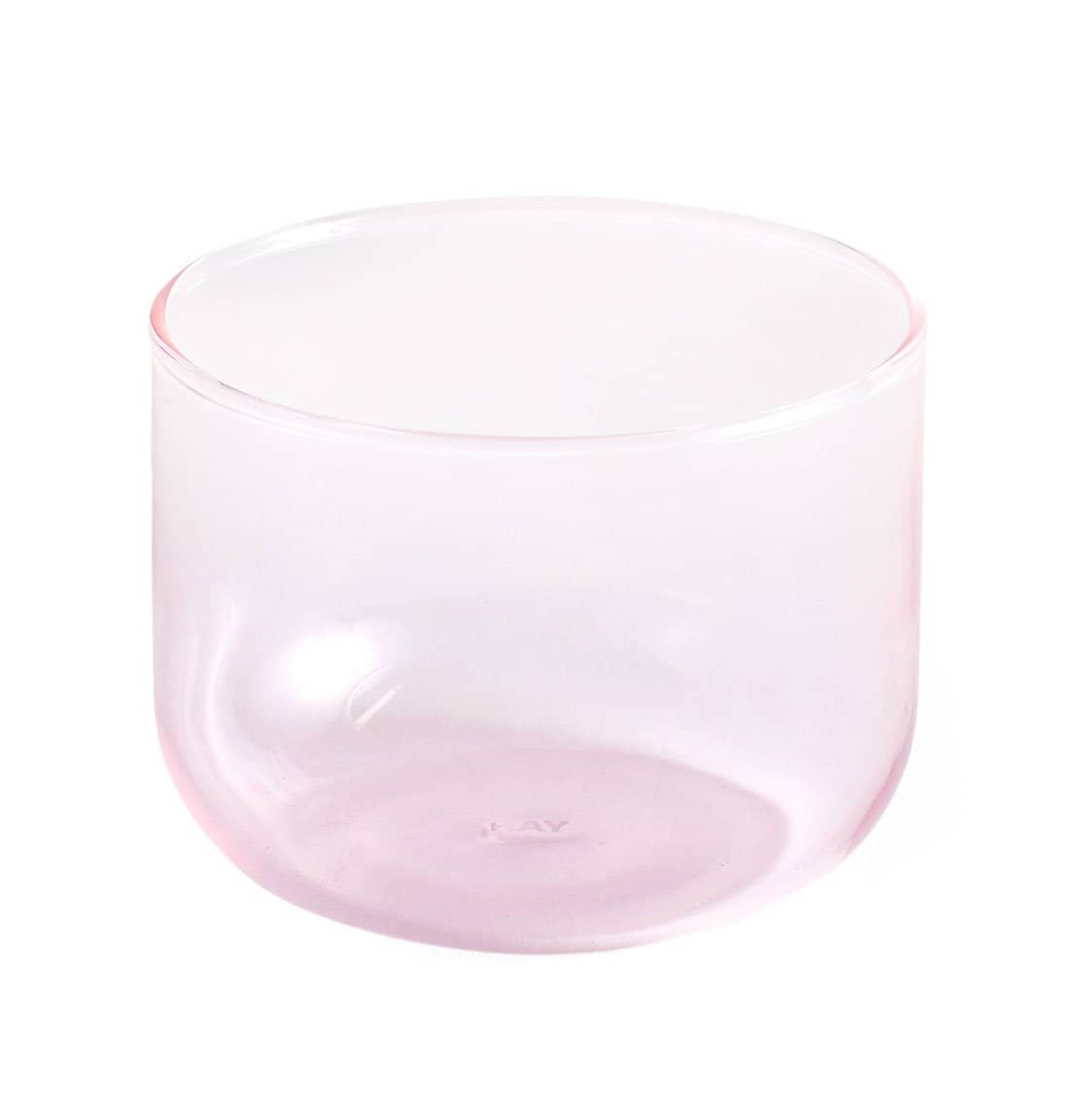 HAY Tint Glass – Pink – 200ml – Set of 2