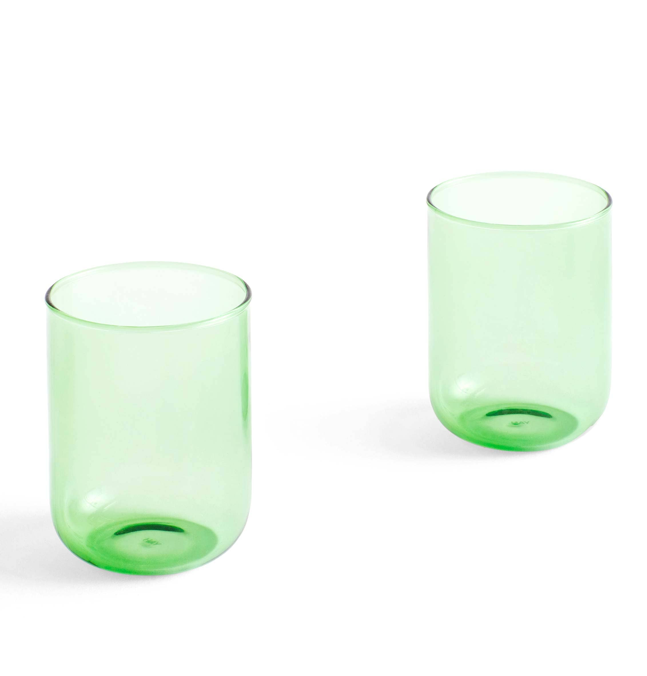 HAY Tint Tumbler – Green – 300ml – Set of 2