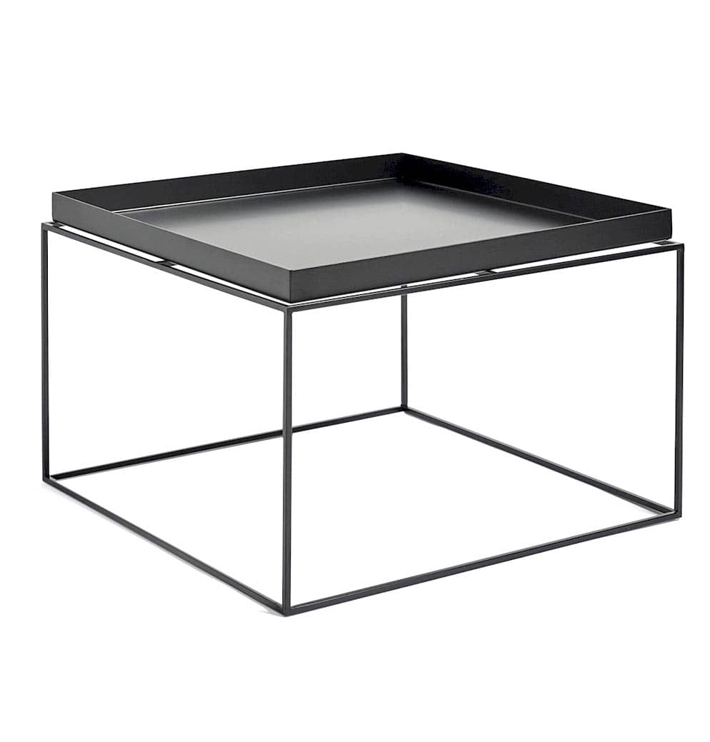 Hay Tray Table Coffee Black Huh Store