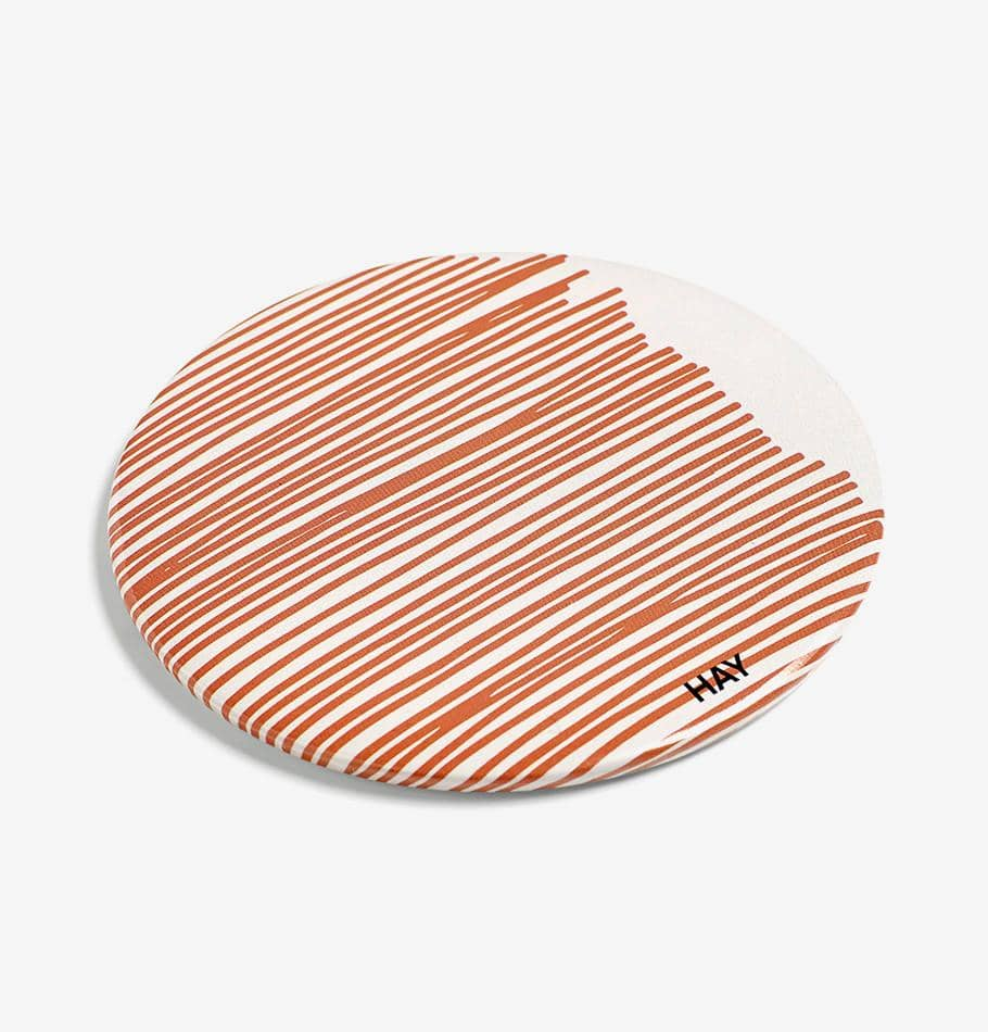 HAY Scribble Mirror (Brown)