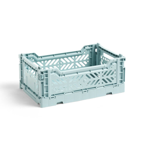 HAY Colour Crate – S – Arctic Blue