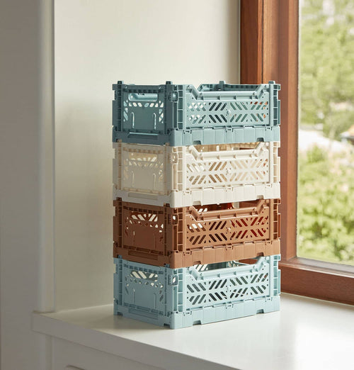 HAY Colour Crate – S – Teal