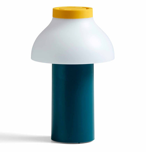 HAY PC Portable Lamp – Ocean Green